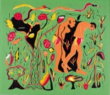 Adam and Eve are sent out of the garden by Jan Tcega (2006) (C) Kuru Development Trust