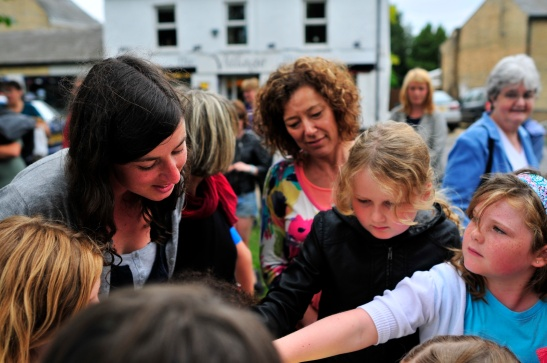 In Hear it and Say, Waterbeach 2012 (C) Richard Youell