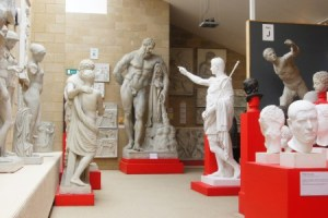 Hercules among the casts,