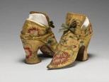 Pair-of-shoes,-English,-c