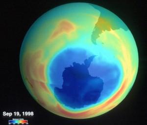 Ozone Image from NASA-2