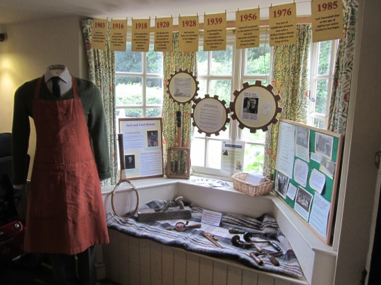 My Jack Honeyball exhibit